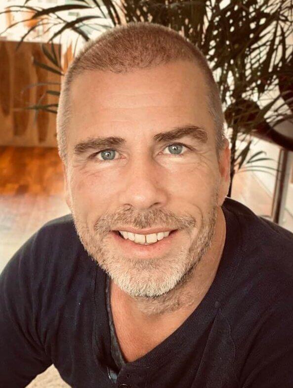Hans de Waard ontwikkelaar Body Mind Release